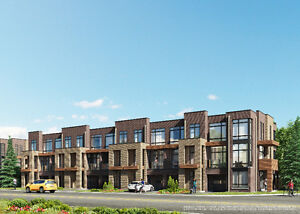 Brand New Mack Townhome for Sale in VAUGHAN 3 BR from $799s VIP