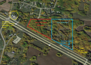 Create your own business on 21.18 Ac land Stony Plain! $449,900!