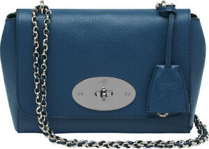 Mulberry Lily bag small - Slate Blue