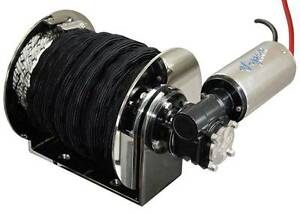 Viper Pro Series Electric  Anchor Winches At ReelTackle Kingston Logan Area Preview