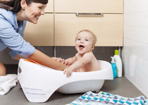 Boon Brand NEW Boon Soak Baby Bathtub - grows with your child