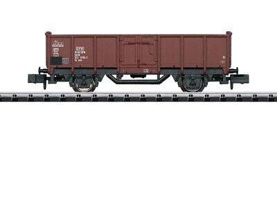 Trix 18083 Hochbordwagen Es 5520 der DR Minitrix Spur N