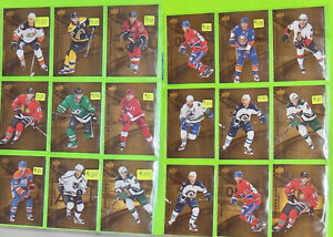Pure Gold Hockey Cards for Sale TIM HORTONS 2016/2017 Upper Deck Belleville Belleville Area image 1