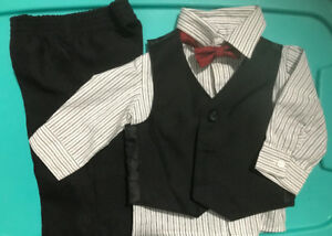 3-6 month dress outfit
