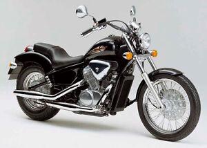 Honda VLX Shadow 600 '93