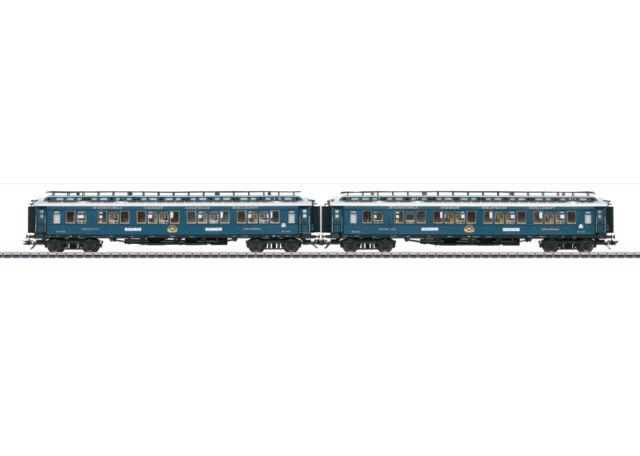Märklin 42796 CIWL Orient-Express 1928 2-teilig Ergänzung zu 42795 #NEU in OVP#