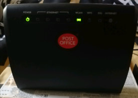 Post Office Wireless Router
