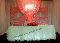 WEDDINGS FLOWERS & DECORATIONS