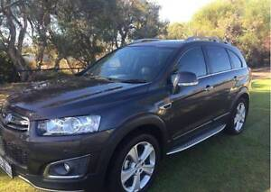 2014 Holden Captiva 7 LTZ with a 2 Year New Car Warranty! West Perth Perth City Area Preview