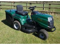 ATCO RIDE ON TRACTOR LAWN MOWER - GREAT CONDITION - LITTLE USE