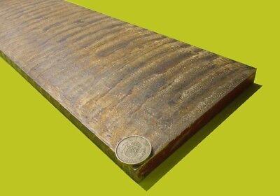 954 Bronze Oversize Flat Bar 12 Thick X 6 Wide X 36.0 Length