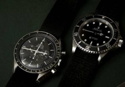Want to buy: Rolex and Omega Watches