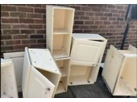 Free kitchen cabinets - shaker