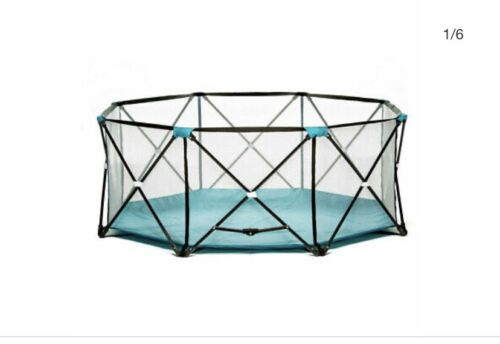 Regalo My Play Portable Playard Indoor and Outdoor with Carr