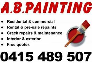 AB PAINTING Airless Spray Painting Sheds Fences Roofs Carports Painter Adelaide CBD Adelaide City Preview
