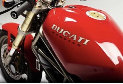 Wanted: Ducati Monster M900 1995