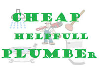 Cheap helpfull plumber 07534886154