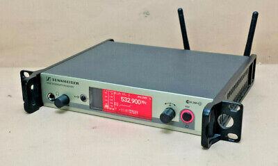 SENNHEISER TRUE DIVERSITY RECEIVER EM 300 G3 WIRELESS MICROPHONE SYSTEM -