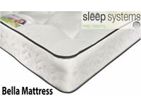 Brand new mattresses from £79.99 free local delivery available