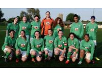 Edgware Town Ladies FC Seeking New Players