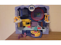 Imaginext Monsters Inc Scare Factory