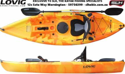 Lovig Squid 9 Fishing Kayak