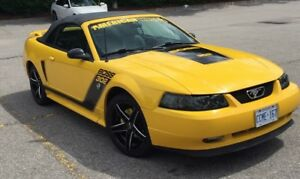2004 Ford convertible mustang