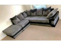 👆Special offer💞Brand New DINO FABRIC 3+2 Seater & Corner Sofa👆Available in Stock👆