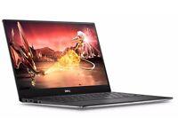 Dell XPS 13 9350 Core i7-6500U 8GB 256GB SSD 13.3 Inch QHD Touch Windows 10 Professional Laptop