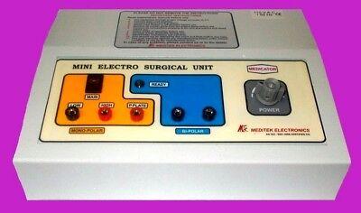 Advance Model Electro Surgical Cautery Mini Electro Cautery Bipolar Monopolar