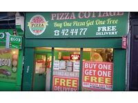 PIZZA TAKEAWAY SHOP FOR SALE IN LUTON