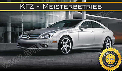MERCEDES BENZ CLS 320 CDI CLS 350 C219 C218 MOTORÜBERHOLUNG REPARATUR AUSTAUSCH!