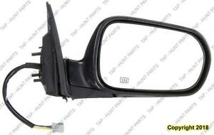 Door Mirror Power Passenger Side Heated Acura RSX 2004-2006