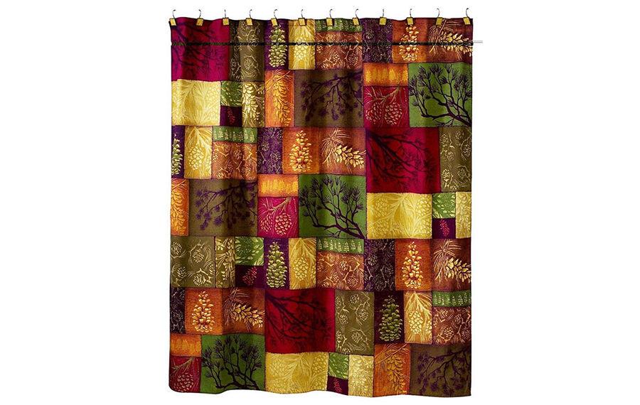 Textil oder Kunststoff Welches Material ist fur Duschvorhange besser geeignet