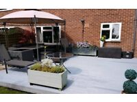 Our 1 bed garden flat in steep in petersfield for 1/2 bedroom in brighton area
