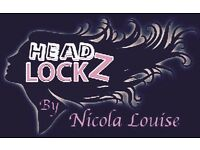 Headlockz by Nicoa Louise hair extensions