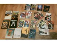 Sci fi graphic novel and comic lot