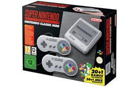 Super Nintendo Classic Mini SNES Console ✔IN STOCK ✔2 YR WARRANTY ✔OVER 200 EXTRA GAMES BUILT IN