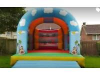 Bouncy castle 15x15