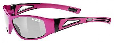 Uvex Sportstyle 509 Kinder-Sportbrille mit Kopfband - pink