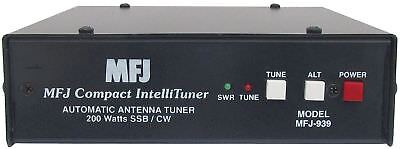 MFJ-939Y3 HF (1.8-30MHz) Auto-Tuner for Yaesu FT-1000/2000/9000 w/ Cable, 200W for sale  USA