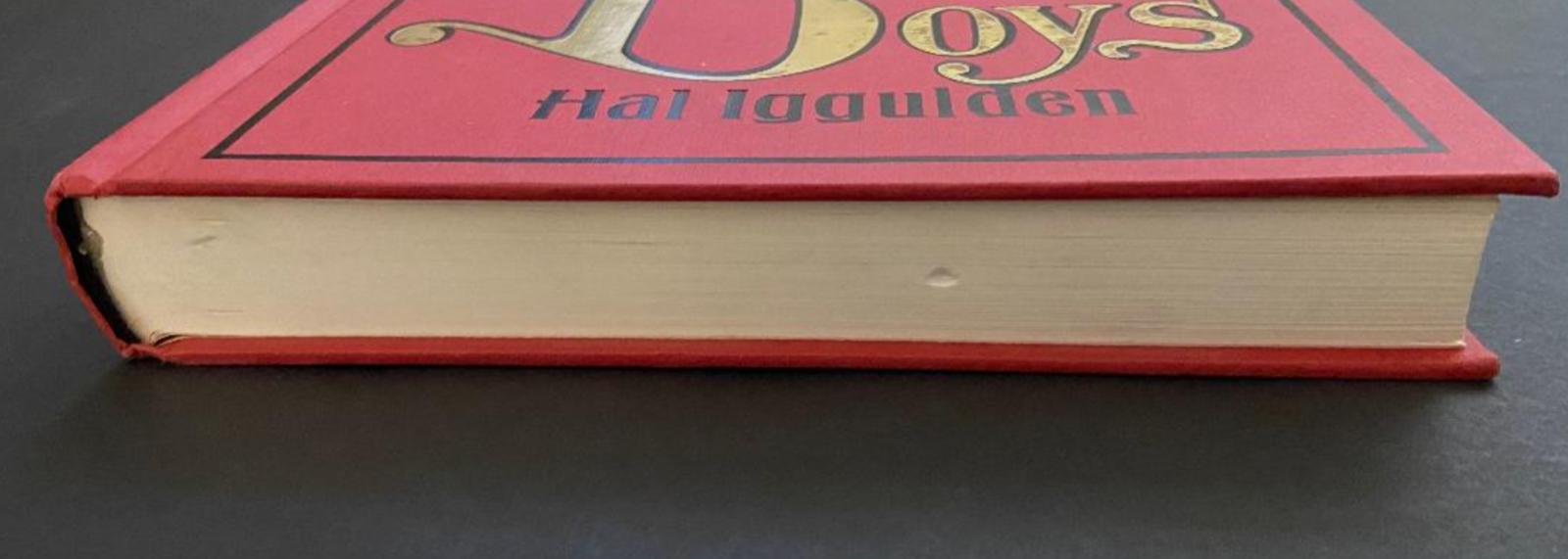 The Dangerous Book For Boys By Conn Iggulden, Hal Iggulden - $4.99