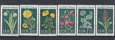 DDR 1456-1461 ** (Geschützte Pflanzen) (437)