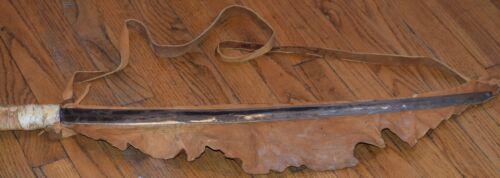 CONGUISTADOR SWORD BLADE FOUND IN FIELD MADE INTO A DANCE SWORD