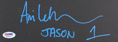 Ari Lehman Friday The 13th Signed Hand Drawn 12x16 Canvas Sketch PSA AB33875 - $99.99