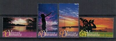 Vanuatu Scott 864 - 867 in MNH Condition