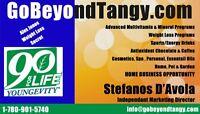 Try Beyond Tangy Tangerine -Youngevity- Alberta Edmonton Calgary