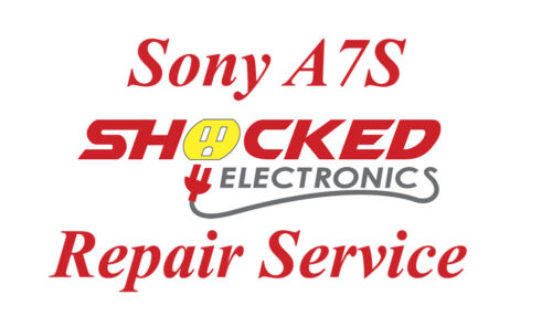 Sony A7S A7 S Repair Service - Impact / Water Damage WE CAN FIX IT !