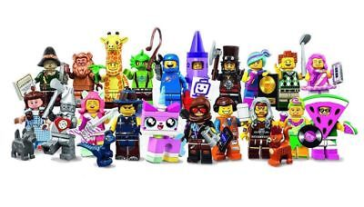 LEGO Series Minifigures The Lego Movie 2 Wizard of Oz 71023 - Complete Set of 20