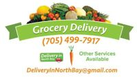 Grocery Delivery with care!